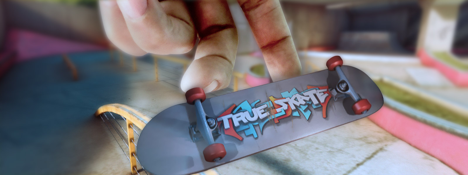 True Skate v1.3.5 [Patched]