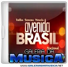 Trilha Sonora da Novela Avenida Brasil Nacional Frente Trilha Sonora Novela Avenida Brasil   Nacional (2012) | músicas