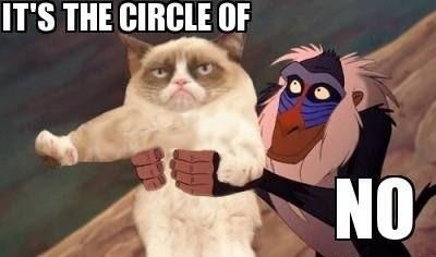 Circle of No