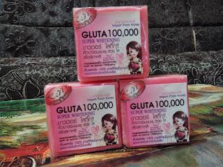 Sabun Gluta 100 000