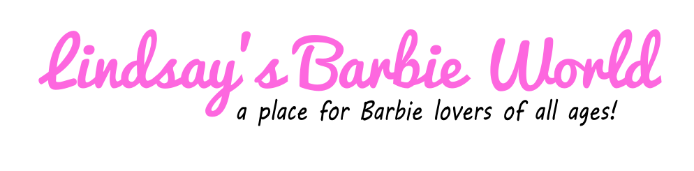 Lindsay's Barbie World