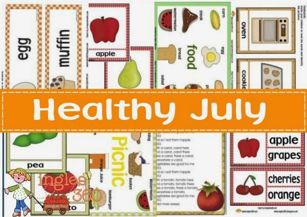 Healthy July