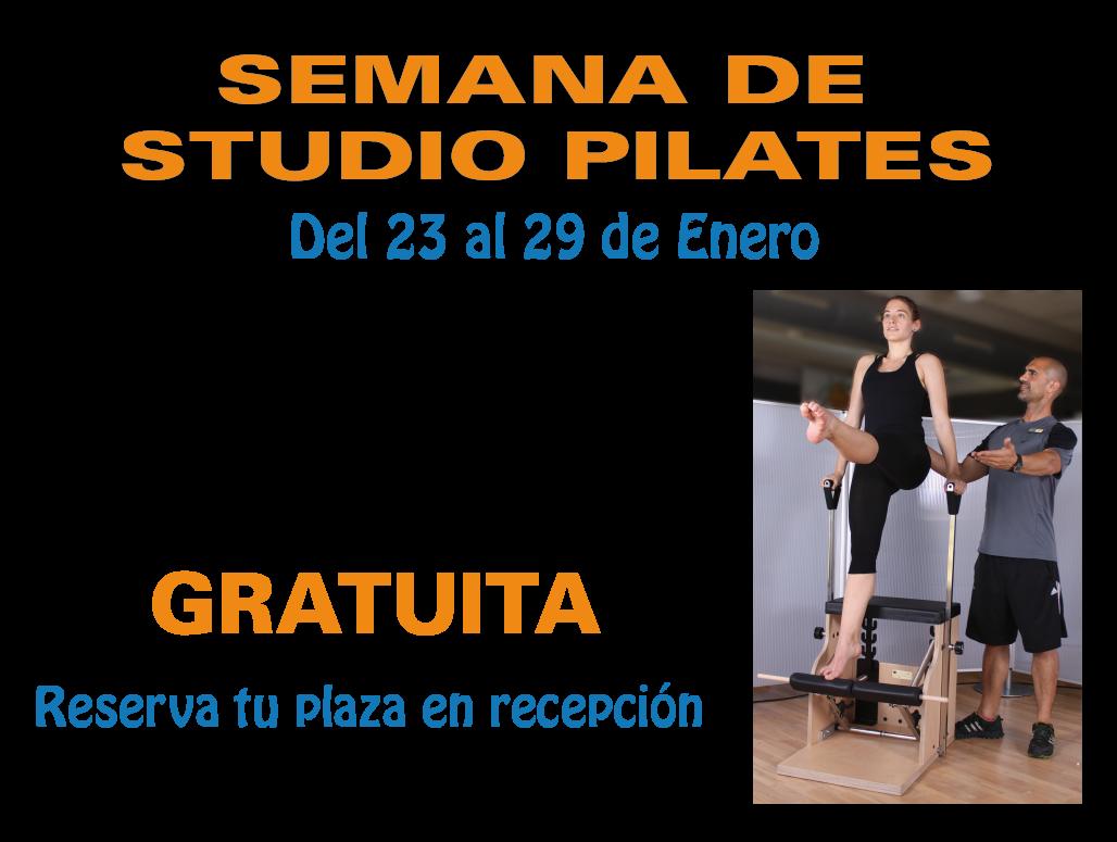 Gimnasio paradise matar semana de studio pilates for Gimnasio 30 minutos