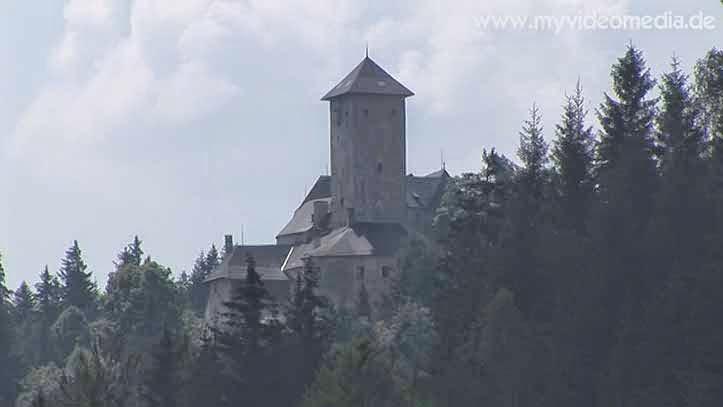 Rappottenstein Castle - Austria