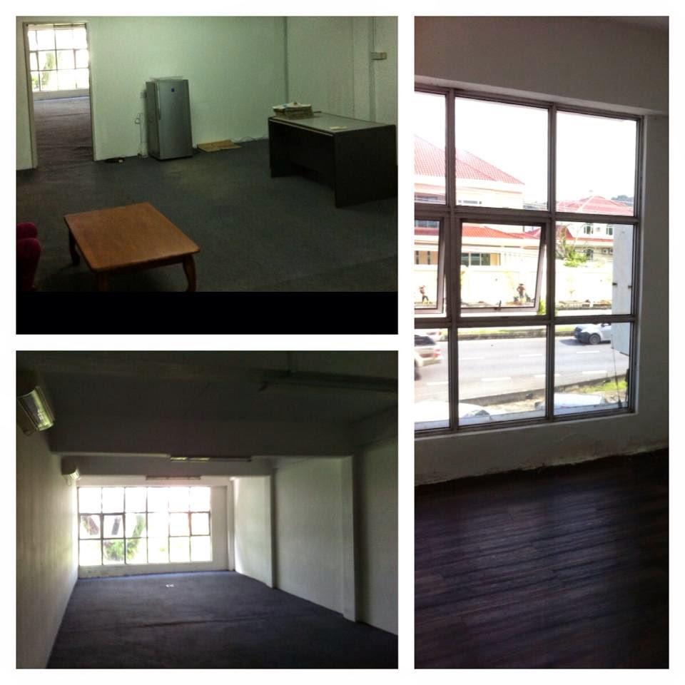 Shophouse 1st Floor for rent, near Court Mammoth Miri - Miri ...