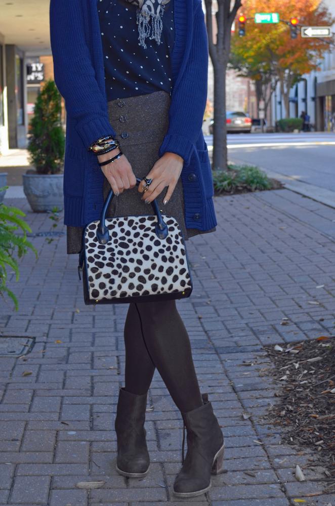 Leopard Bag Street