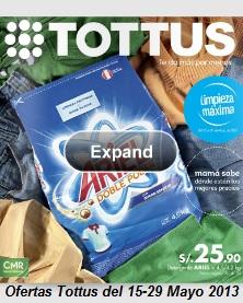 Catalogo Tottus Limpieza 15-29 5-2013