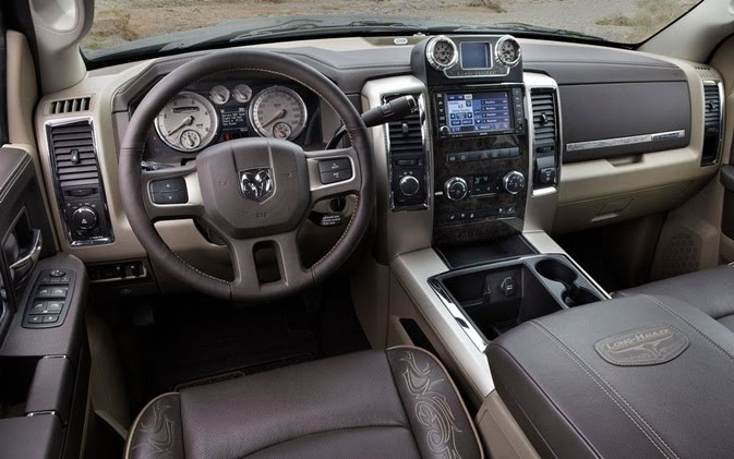 dodge ram 2011 interior. 2011 Dodge Ram Long-Hauler