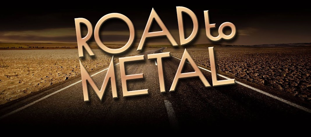 ROAD to Metal Entrevistas e Resenhas Heavy Metal Classic Rock