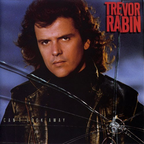 Prog Rock Little Place: I Can't Look Away (Trevor Rabin, 1989)