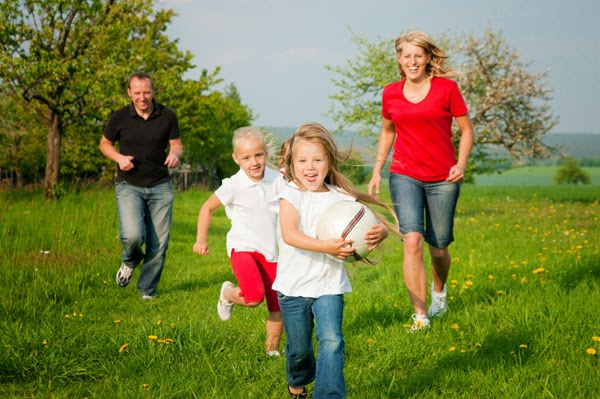 26 May Exercise Together 100 Great Family Fitness Ideas