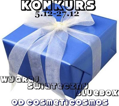 Konkurs: Wygraj świąteczny Bluebox