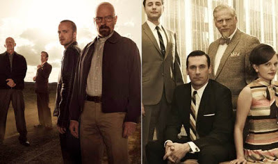 Mad Men y Breaking Bad