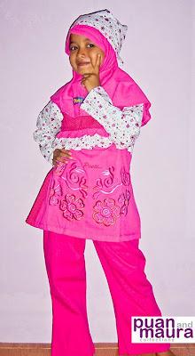 Atasan+Celana panjang+jilbab+bandana Kode TC 37 P