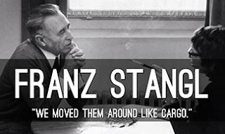 Franz Stangl - Organisator atau eksekutor ?