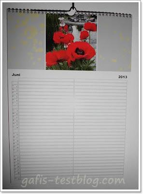 Fotokalender- Familienplaner
