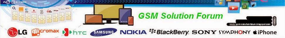 Gsm Solution Forum