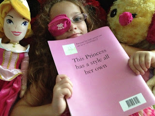 Backcover of Princess Pretty Patch