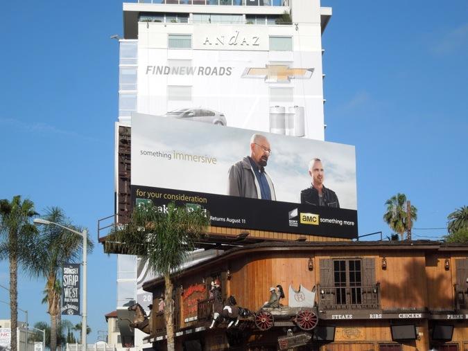 Breaking Bad 5 consideration billboard