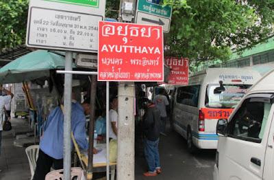 Kunjungan ke Talad Thai Market Thailand Januari 2016