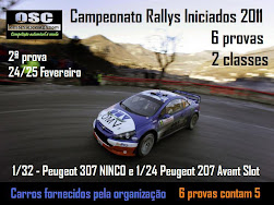 Campeonato Rallys Iniciados 2011 2ª prova