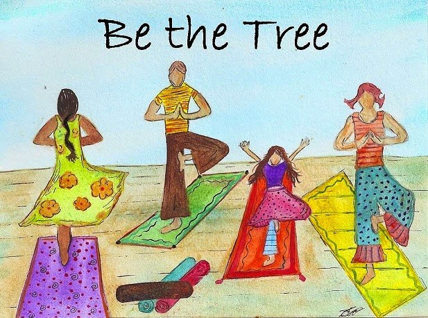 Be the Tree