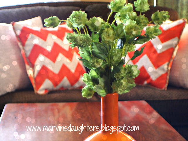 DIY Pillow Slipcover Tutorial