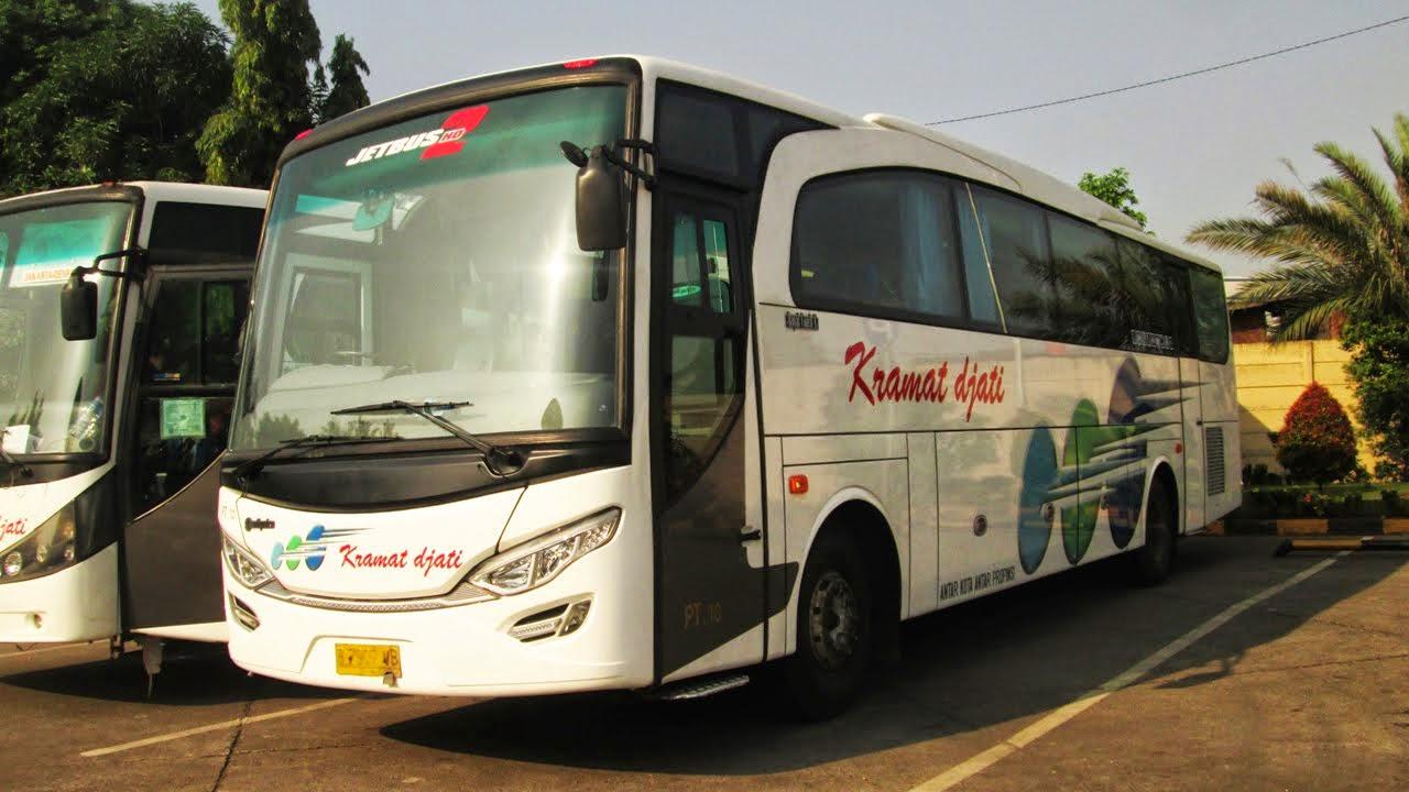 Sejarah Bus Kramat Djati di Bandung - Jetbus 2