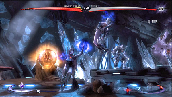 Injustice Gods Among Us - Ultimate Edition Screenshot 4