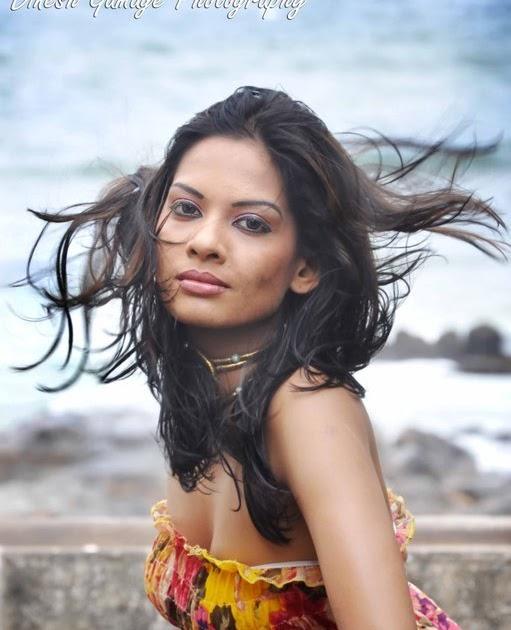 Sexy Actress Gallery: CHARITHA WIDYASRI HOT BEACH BIKINI ...