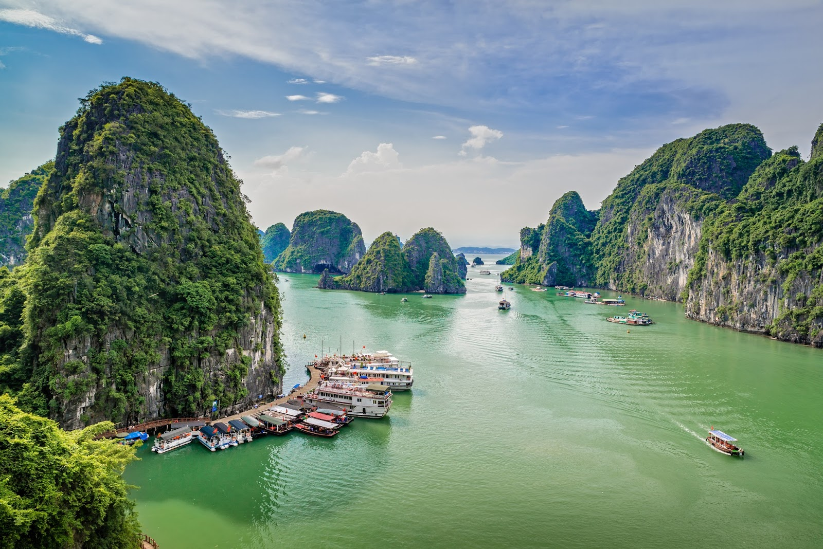 Goasiadaytrip 39 S Blog Halong Bay Hanoi And Hoi An Entered The Top 10 Most Beautiful Places In