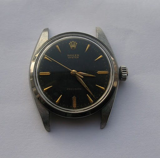 Andy B Vintage Watches 1963 Rolex Oyster Precision 6426