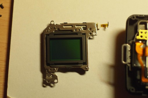 sony nex-3 disassembly guide