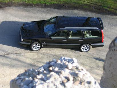 "HP-RR -VOLVO 855 T5 ""TURBEAU"" TURBO Sportswagon 1994"