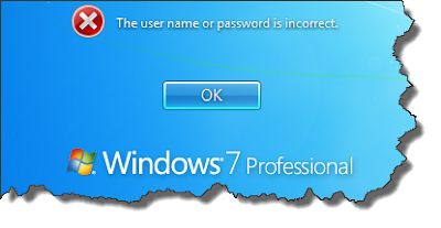Cara Mengatasi Lupa Password Login Window 7