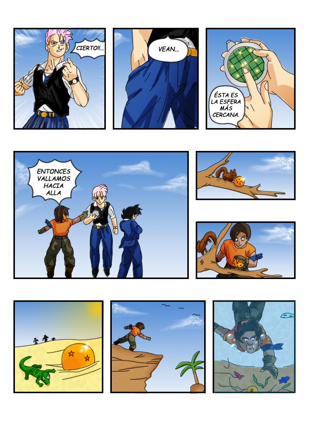 Dragon Ball Y El Regreso De Goku