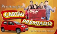Promoção Cartão Premiado Omar Calçados e Senff