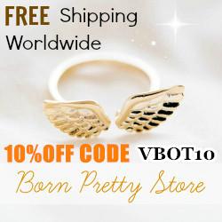 Codice Born Pretty Store