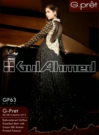 Gul Ahmed G-Pret Collection 2014-15