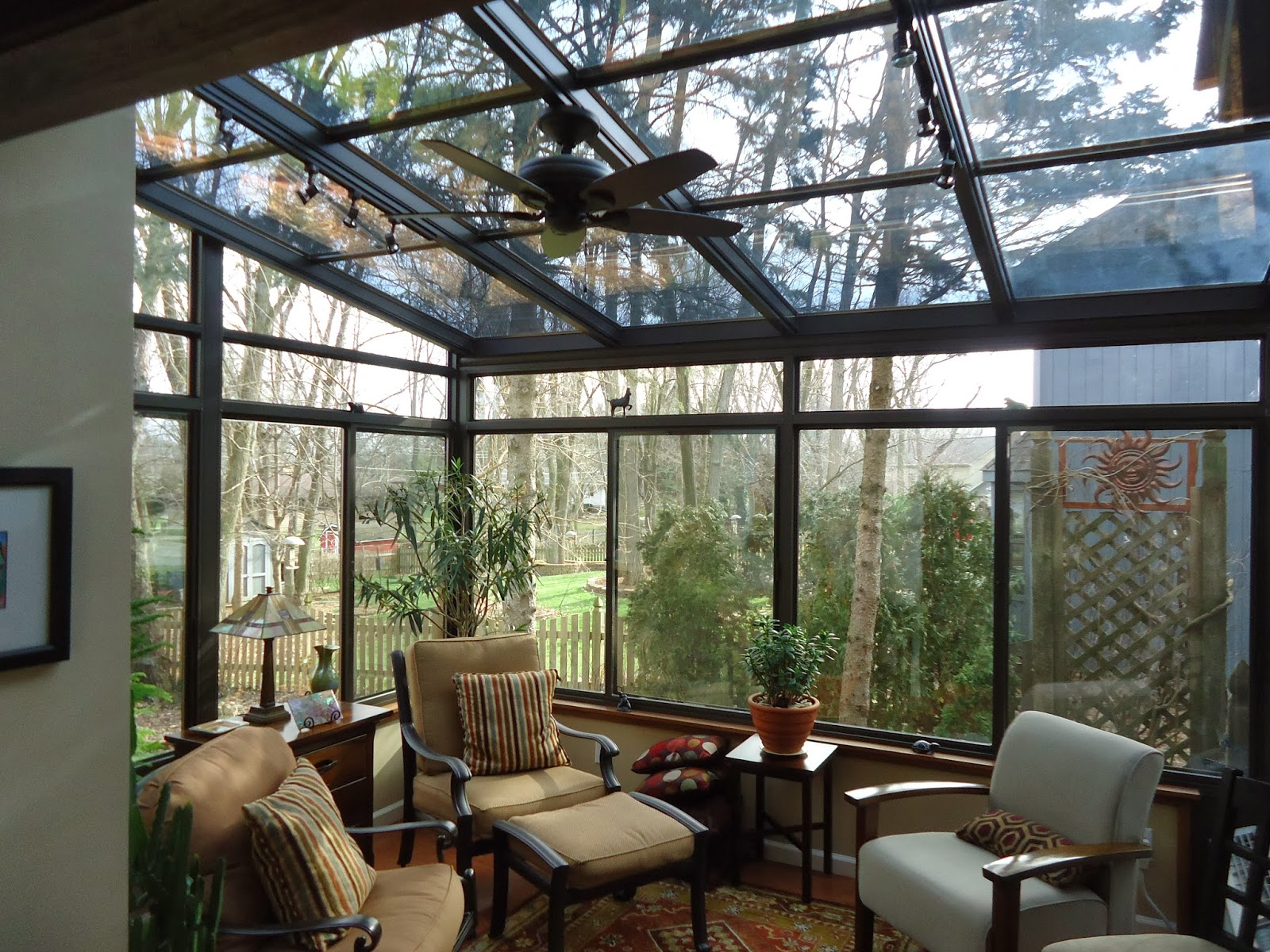Dallas beewindow four seasons sunroom addition all glass for House sunroom