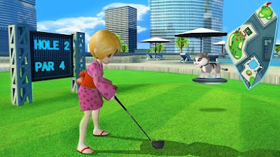screenshot Let's Golf! 3 , The best android golf apps 1