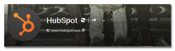 Photo de couverture d'une page entreprise Google+