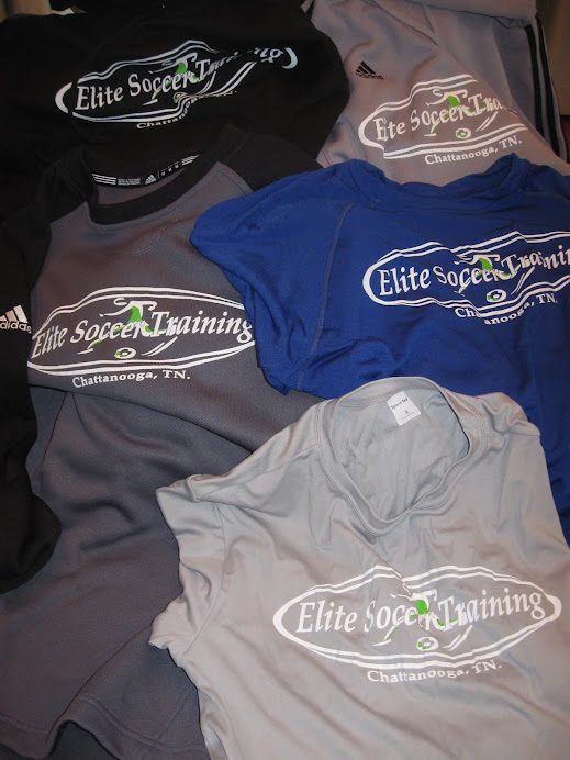Elite Soccer Training Apparel