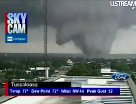 tuscaloosa tornado pictures. tuscaloosa tornado 2011.