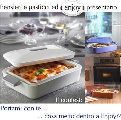 Il mio nuovo contest in collaborazione con Enjoy