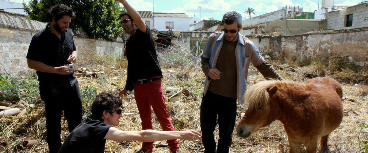 Pony Bravo - De Palmas y Cacería