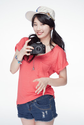 Suzy miss A Casual Canon Beauty