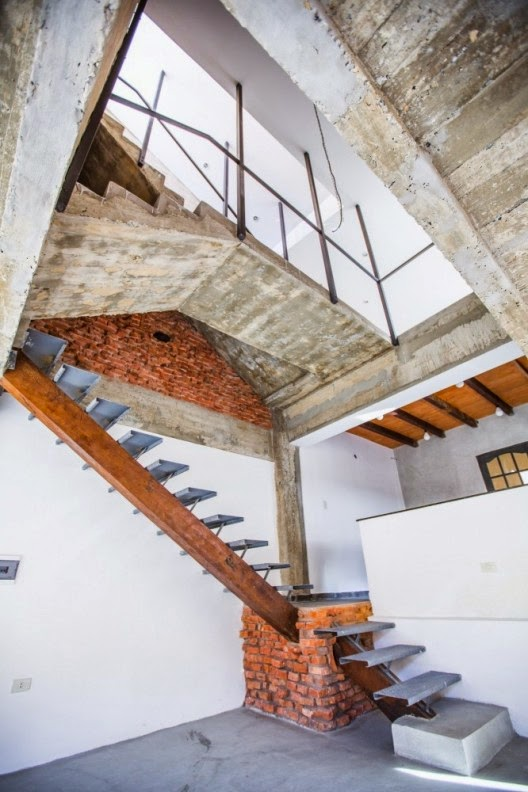 concrete stairs designs by Group Head jovai