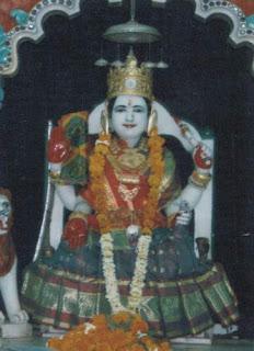 Goddess Bhavani Ashtakam