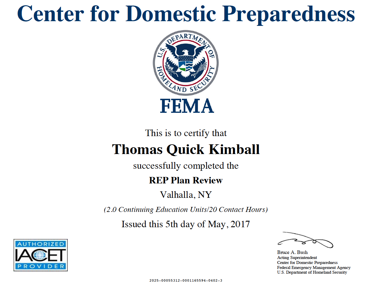 MGT-445 Radiological Emergency Preparedness (REP) Plan Overview. REP Plan Review